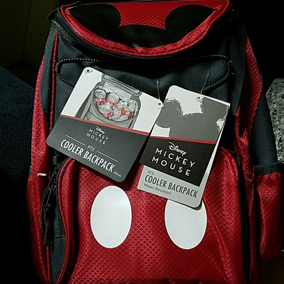 b9e6ed4103f Mickey cooler backpack